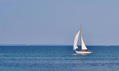 Sailin Out by BlackandWhite1020