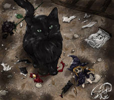 friday, the 13th.. by NiaChan