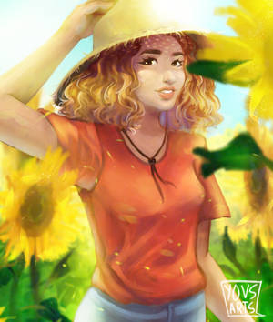 Sunshine by Yovana100