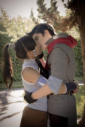 LoK Cosplay   As Much as You Drive Me Crazy... by CosplayInABox