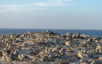 rock formations by iLuffy