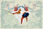 Swirly Swirl by adijin
