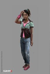 Far Cry 4 - Bhadra by adijin