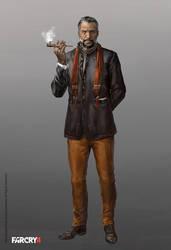 Far Cry 4 -  Darpan by adijin