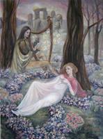 Enchanted Sleep by Lanevska