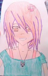 Lala in Anime style by LalaNorisu