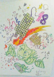 Happy 18 B-day DA by LalaNorisu