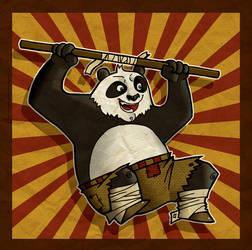 Kung Fu Panda by cool-slayer