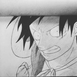 Monkey D. Luffy 2  by DaHQiN
