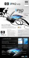 HP IPAQ Vecta + Packaging by weyforth