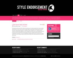 Style Endorsement - Website v6 by weyforth
