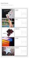 School Postcards by weyforth