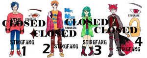 Cheap Point Adopts (CLOSED) by StingFang