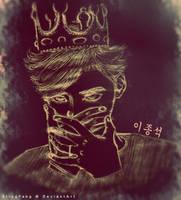 Lee Jong-Suk by StingFang