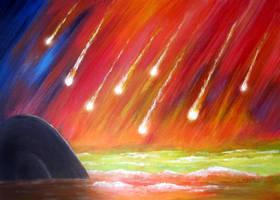 RAIN OF FIRE by VladStelz