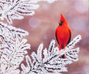 Cardinal by VladStelz