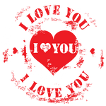 I Love You by KmyGraphic