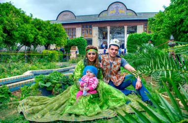 An Iranian family by amirskip4life