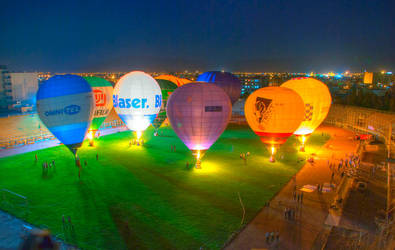 Ballooning Festival by amirskip4life