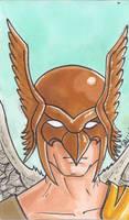 Hawkman by mmmmmpig