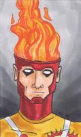 Firestorm by mmmmmpig