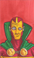 Mister Miracle by mmmmmpig