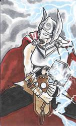 Thor... again by mmmmmpig