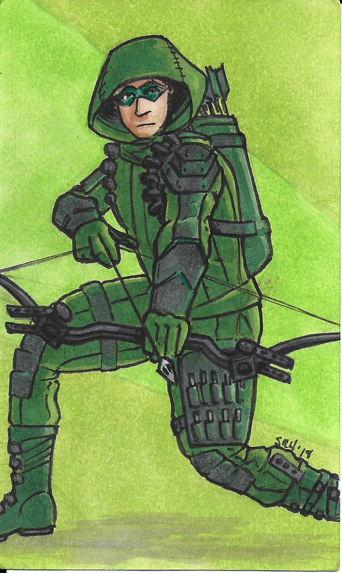 Arrow by mmmmmpig