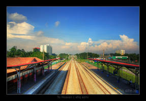 To Heaven HDR by Xilantra