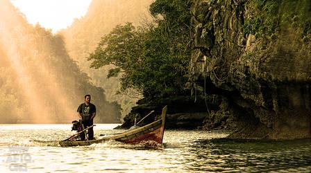 Gerbang Nil by Xilantra