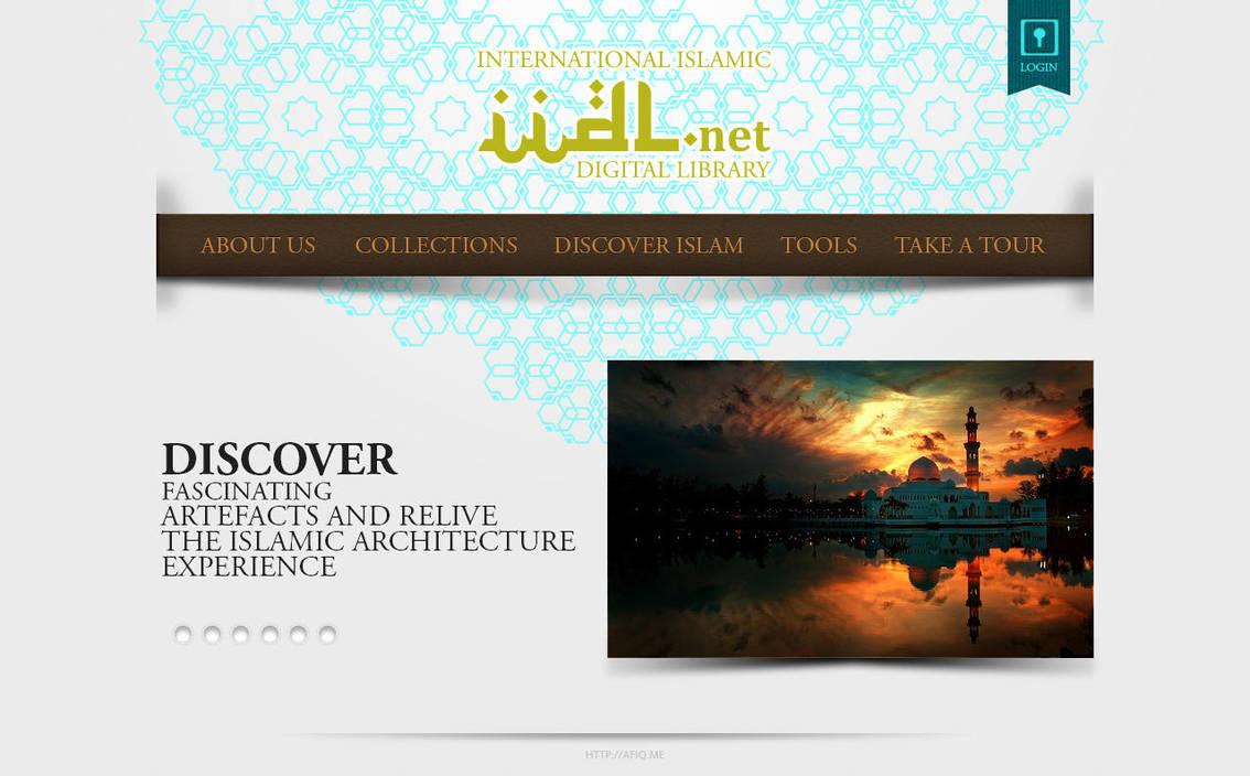 International Islamic Digital Library by Xilantra