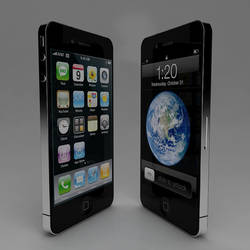 Iphone 4 by Akiratang