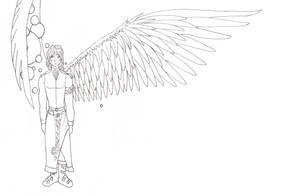 Angel by ruennadreamer