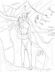 the clan shaman by ruennadreamer