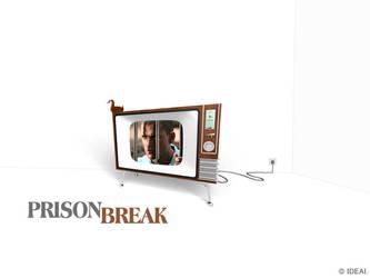 PRISON BREAK by IDEAI