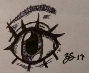Eye by PartTimeDoodler