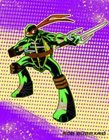 Teenage Mutant Ninja Turtles by RobBlizzard