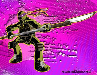 Donatello by RobBlizzard