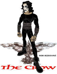 The Crow by RobBlizzard