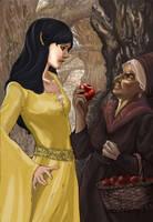 Snow white by Saina6