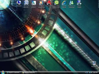 My Vista screenshot by DudE777