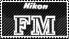 Stamp: Nikon FM by suede631