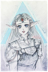 Zelda - Consequences by yesbutterfly
