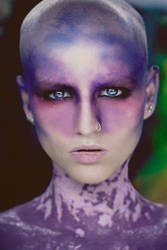 Pretty in purple by KimberleyCamilleri