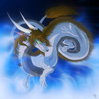 Jan the dragon 4 by King-Salomo