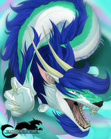 dragon oogie is back baby by King-Salomo