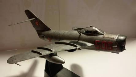 MIG-17PF Fresco D, SRRAF - 1/72 by LacheV