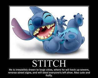 Stitch by SpryteMage