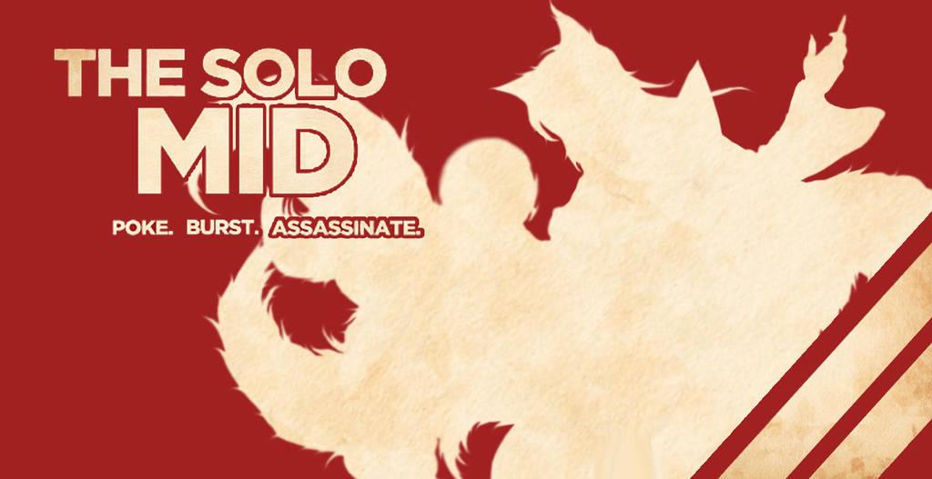 Solo Mid Ahri by DJ-Xigu ...