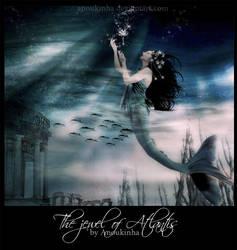 The jewel of Atlantis by Anoukinha